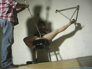 Style Bondage for Cherry part 2 - Extreme, Bondage, Caning