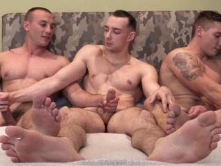 Marc Montana, Spencer Laval & Johnny B