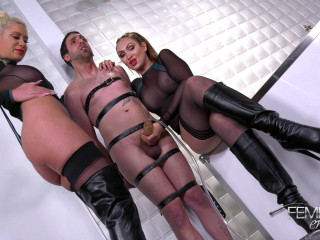 Hardcore Femdom And Dominatrix Fetish part 47