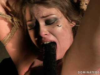 Dominated Girls - Domination victim: Rebecca Contreras