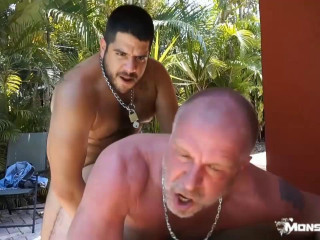 Monster Cub - My Kinky Step-father Part 3 - Lanz Adams, Russ Rodgers