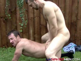 Hot Fucking of Dillon Buck & Ross Hurston (540p)