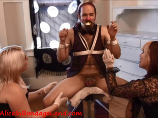 Here Comes Peter Cottontail - Glad Easter Female dominance cbt Three-way