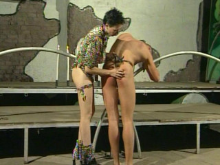 Hell of female domination agony