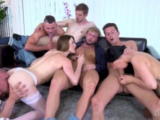 Lucia Denville, Lucia Denville, Max Born,Nick Gill,Jeffrey Lloyd( Orgy Mania! )