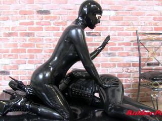 Luscious Black Rubber - Pt 2