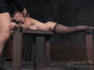 Bella Rossi - Harsh Pounding and Cruel Gargle