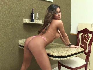Red-hot Teeny Melany