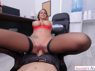 Brooklyn Chase, Damon Dice - Naughty Office