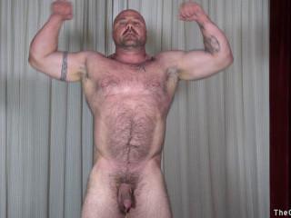Muscle Teddy Ironworker