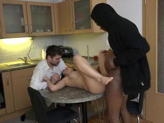 Cum Eating Cuckold Humiliation