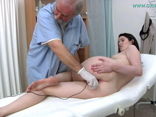 Angelina Sweet - 26 Years Girl Gyno Exam
