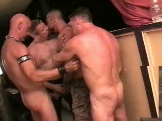 Hot Desert Knights - Sex Party Guys Vol.2 - Augustas Night