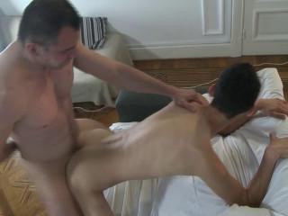Bareback Me Daddy - Horatio and Gwenndal