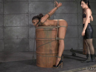 HT - Nikki Darling, Elise Graves - My Time In The Barrel - HD