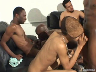 Thugs Cocks Orgy