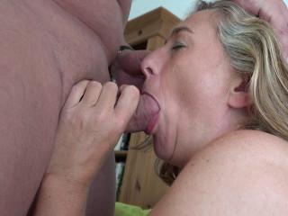 British horny temptress with big natural tits