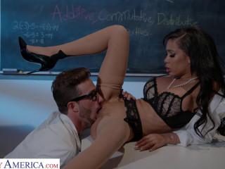 Big Tits Teacher Gia Milana