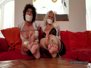 Bare their Soles to You! - Sandra Silvers and Lorna - Full HD 1080p