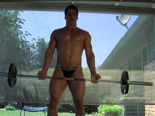 Jockbutt (Big Beefy Butts) - Diesel, Mike Dragna, Johnny Cruise