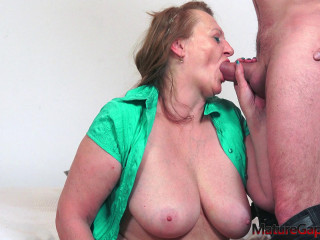 Horny granny Marse gets fucked by filthy gaper Kamil Klein 1080p