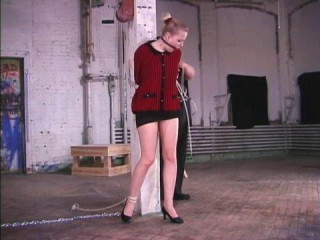 Dan Hawke - A Restrain bondage Bargain