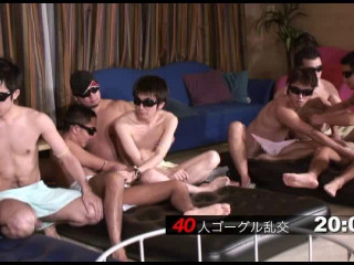 Best Asian Gangbang Collection