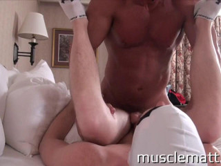 MuscleMatt - Mind Penetrate - Carlo Claims Danny