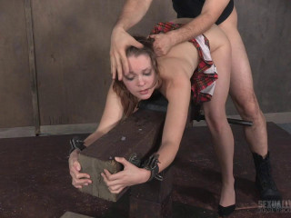 Sexuallybroken - Dec 05, 2016 - Nora Riley Live demonstrate Part 2 - Our handsome Coed is gettingdicked down