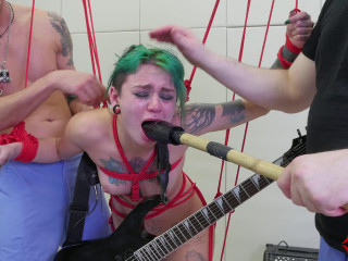 Assulum - Amelia Dire - Punished Punk - pt 2