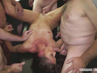 GangBang Creampie Part 163 - Sophie Marie