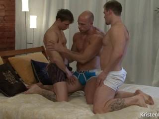 KB-Angelo & Mattias Solich And Adam Rupert