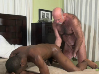 BlacksOnDaddies - German Dad is Back in Business