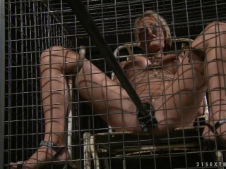 Dominated Girls - Caged beast
