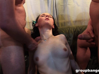 These Honies Know How To Treat A Group Penetrate