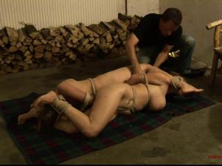 Garage Restrain bondage 2