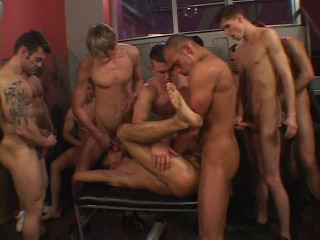 Best Gangbang Party At School