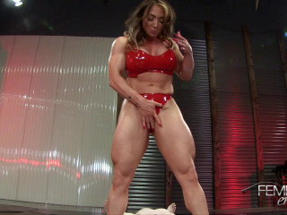Brandi Mae Alpha Muscle Queen