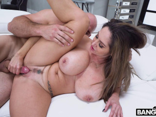 Big Tits Ava Addams Destroyed By Big Dick
