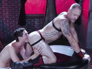 D Arclyte & Tony Orlando, Scene 4