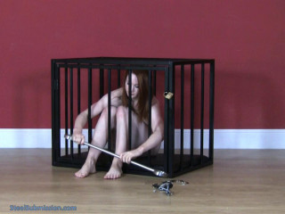 Steel Subordination - Sophie's Steel Self Restrain bondage