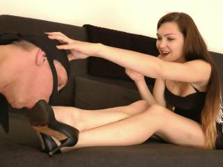 Lady Sofia - Human Rag For My Dirty Shoes