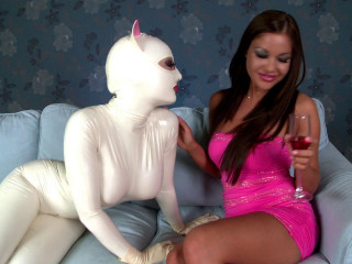 Angelica Heart And Latex Lucy - Her Life As a Pet Pt 1