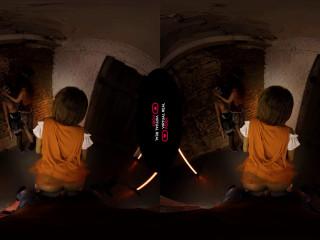 Women  3 dimensional VR Porn