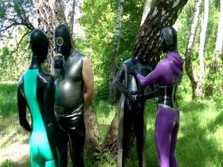 Naughty Forest Fairies - Scene.1