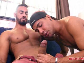 BiLatin Men - Drogo & Rojo