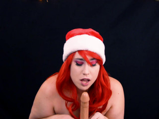 Kitty LeRoux - Elf with A Shelf Christmas Fuck Toy