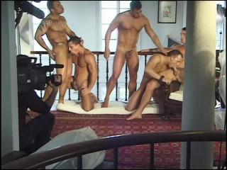 Raw Gangbang At Porn Academy