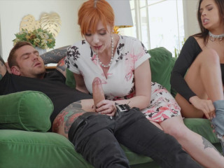 Lauren Phillips, Autumn Falls - Stepmom Learns a Lesson FullHD 1080p