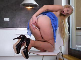 Anastasia De Vine - Wanton Babe in Pantyhose